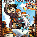 Test de Deponia - Jeu Video Giga France