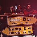 Safari Photo à Goslar 08-1971 Un groupe du PEG 71/06