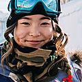 Chloe Kim : un exemple de réussite