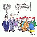 ps hollande humour bonnet d'ane