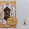 Newsletter n°40, novembre- décembre 2012 ; spéciale <b>boule</b> de <b>Noël</b>, un sapin de <b>Noël</b> pas comme les autres...