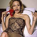 1999, Angelina Jolie par Mark Seliger -1