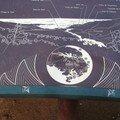 Le plan de la baie de Yaté (ok, c'est mal pris)