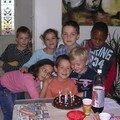 9 ans de Milan avec ses Amis