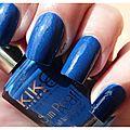 Kiko sun pearl: blue spot