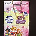 <b>Carte</b> cadeau TOTALLY SPIES ! FASHION <b>AGENTS</b>