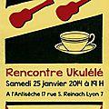 rencontre de L'UkeDunum (à <b>Lyon</b>)