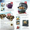 Tupperware promotion: catalogue avril 2015
