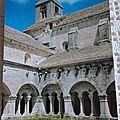 Gordes - Abbaye de Senanque