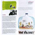 Caricaturiste reiser, exposition - vive reiser - francfort allemagne