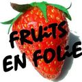 Fraisy muffins et leur <b>chantilly</b> très fraisy !