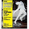 Exposition white spirit nice