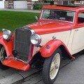 1933 - SINGER - Coupé Le Mans