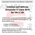 ADMINISTRATION : AKAMT MOSELLE & <b>MADON</b> : Cours du dimanche 17 mars 2019