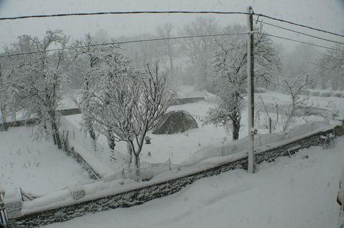 2008 12 14 Tempête de neige