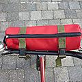 Porte-gourde pour p'tit cycliste