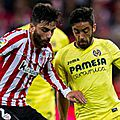 Liga :video résume athletic bilbao - villarreal but raúl garcía (1-0)