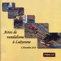 La MAP publie une brochure sur les actes de vandalisme à <b>Laâyoune</b>