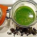 Gommage tonifiant Menthe - Citron vert