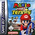 Test de Mario Power Tennis (<b>GBA</b>) - Jeu Video Giga France