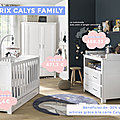Profitez vite des prix Calys Family !