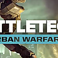 <b>BattleTech</b> Urban Warfare : la 2e extension sortira le 4 juin