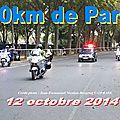 Les signaleurs de l'Ofrass encadrent les 20km de Paris