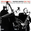 Warne Marsh Red Mitchell - 1980 - Big Two Vol