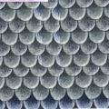 Le haubert en cotte de mailles acier, aluminium, tissu ou pvc