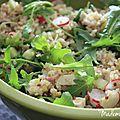 ☼ summer fraîch' ☼ salade latino ☼