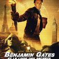 <b>Benjamin</b> <b>Gates</b> et le livre des secrets