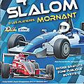 Slalom Mornant 2018 - Manche 1