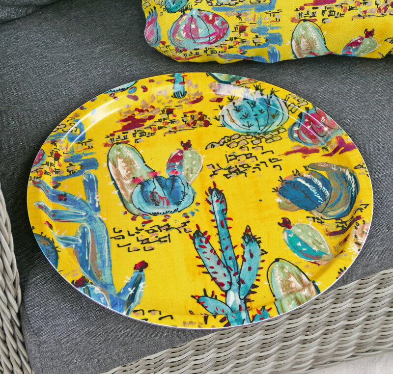 plateau lalie design cancun citrus