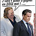Présidentielle 2012 : pour gagner, sarkozy devra-t-il changer ses amis du showbizz ?