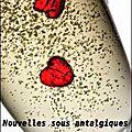 Nouvelles sous antalgiques de joanne richoux
