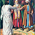 <b>Évangile</b> et homélie du Me 18 janvier 2017. Est-il permis, le <b>jour</b> du sabbat de sauver une vie ?