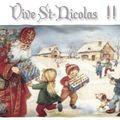 Saint nicolas et ses manalas