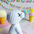 Mon <b>Moomin</b> au crochet