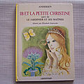 IB et la petite Christine. Le jardinier et ses maîtres. L'<b>âge</b> <b>d</b>'<b>or</b>, Casterman 1975