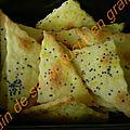 Totopos (chips de maïs)