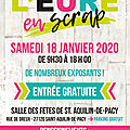 Salon de l'Eure en scrap