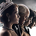 The crown, série de peter morgan