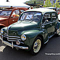 Renault 4 CV de 1955 (7ème bourse d'échanges autos-motos de Chatenois) 01