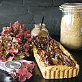 <b>Tarte</b> aux Quetsches d'Alsace sur une Belle Pâte Levée (Briochée) ou Hefe Zwetschgenkuchen