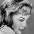 Romy schneider en 1957