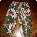 Pantalon Militaire Jeanne