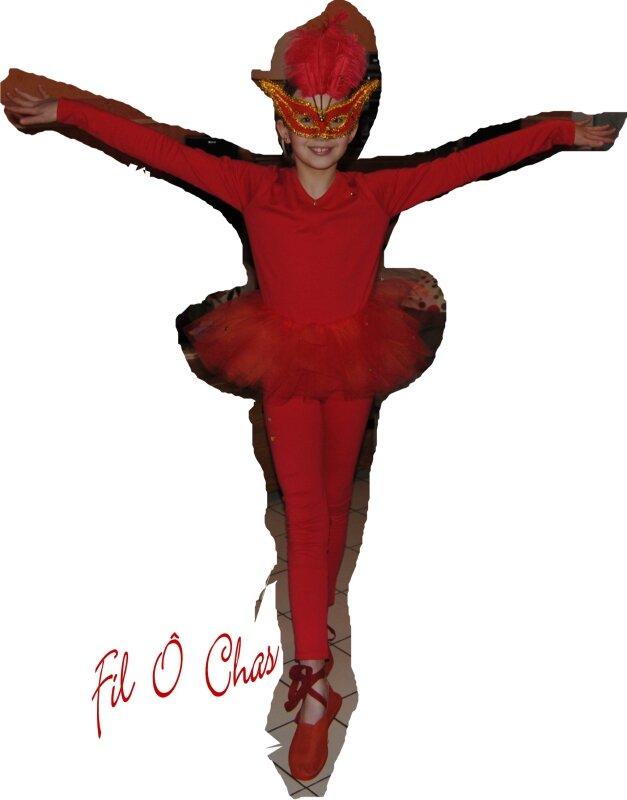 la danse masquée