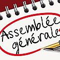 IMPORTANT - GEPAP 71 : <b>Convocation</b> Assemblée Générale, Pouvoir et Candidature au Conseil d'Administration