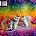 (067) G1 Jumeaux nouveaux-nés / Newborn Twins