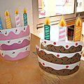 n°8 : Couronne des anniversaires
